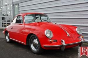 1965 Porsche 356 C Sunroof Coupe