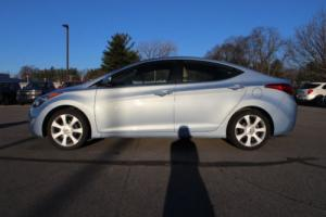 2012 Hyundai Elantra 4dr Sedan Automatic Limited