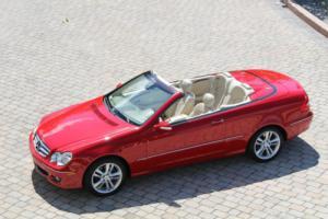 2007 Mercedes-Benz CLK-Class CONVERTIBLE