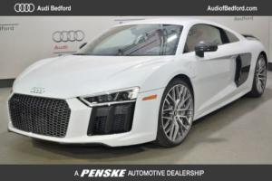 2017 Audi R8 2dr Coupe Automatic quattro V10 plus