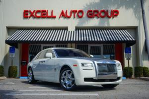 2011 Rolls-Royce Ghost 4dr Sedan