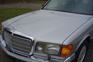 1991 Mercedes-Benz 500-Series 560 Series 4dr Sedan 560SEL