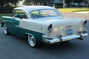 1955 Chevrolet Bel Air/150/210 COUPE - CALIF CAR - AC - 56K MI