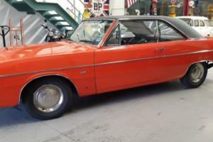 "1971 VG VALIANT COUPE  126000 MILES """""""" 245 hemi Auto"