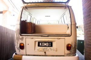 Vw Kombi 11 Window 1966 Splitscreen