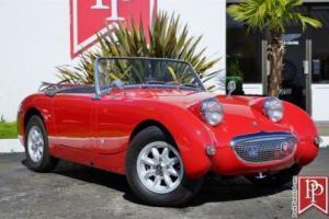 1961 Austin Healey Sprite MkI Convertible