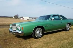 1975 Chrysler Cordoba