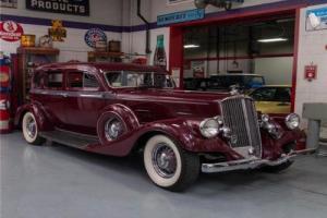 1934 Pierce-Arrow 1240A Sedan