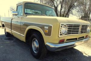 1973 International Harvester Other Pickup 1010 Photo