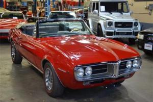 1967 Pontiac Firebird -- Photo