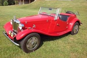 1952 MG MGB