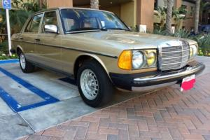 1985 Mercedes-Benz 300-Series W114 W115 Sd sdl 240D