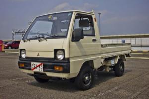 1989 Mitsubishi MiniCab KeiTruck Photo
