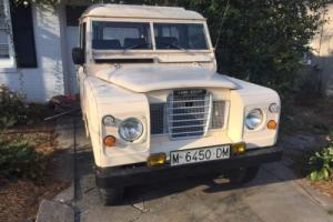 1979 Land Rover Other Photo