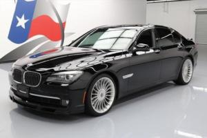2011 BMW 7-Series 750I ALPINA B7 DRIVER ASSIST SUNROOF 21'S