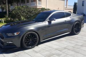 2016 Ford Mustang Performance package