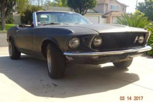 1969 Ford Mustang Ford