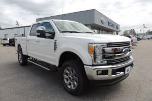 2017 Ford F-250 Lariat 4WD SuperCab 6.75' Box