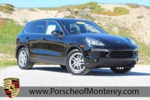 2013 Porsche Cayenne AWD 4dr Tiptronic