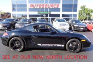 2012 Porsche Cayman 2dr Coupe