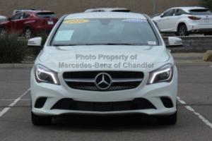 2016 Mercedes-Benz CLA-Class 4dr Coupe CLA 250 4MATIC
