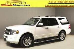 2012 Ford Expedition 2012 LIMITED NAV SUNROOF LEATHER HEAT/COOL SEATS