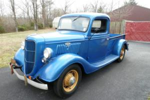 1935 Ford Other Pickups FLATHEAD ENGINE Photo