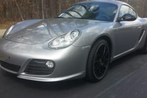 2012 Porsche Cayman 2dr Coupe S