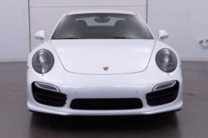 2014 Porsche 911 2dr Coupe Turbo