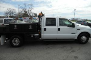 2000 Ford F-350 FLATBED
