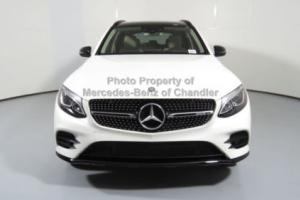 2017 Mercedes-Benz GLC AMG GLC 43 4MATIC SUV