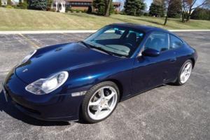 2000 Porsche 911 996 C2 Coupe