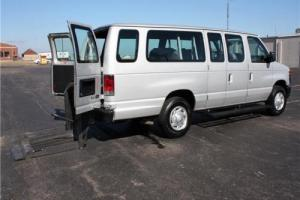 2011 Ford E-Series Van Extended