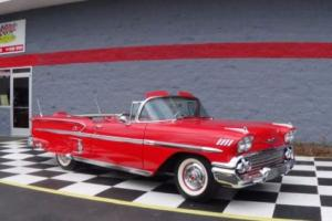 1958 Chevrolet Impala TRI POWER