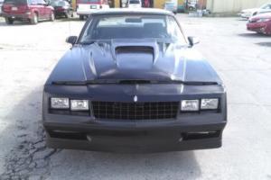 1987 Chevrolet Monte Carlo