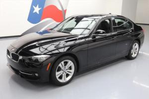 2016 BMW 3-Series 328I TURBO SUNROOF CRUISE CTRL BLUETOOTH