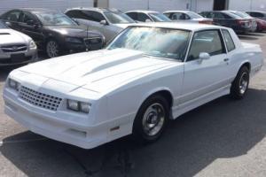 1983 Chevrolet Monte Carlo Photo