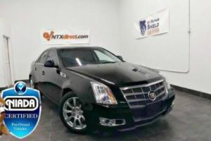 2008 Cadillac CTS 3.6L DI AWD 4dr Sedan