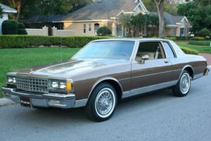 1985 Chevrolet Caprice CLASSIC COUPE - 60K MILES