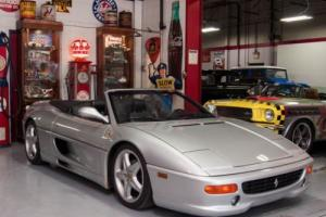 1995 Ferrari 355 F355 Spider Convertible Photo