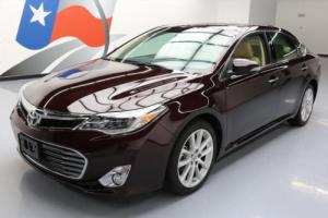 2013 Toyota Avalon LIMITED SUNROOF NAV REAR CAM