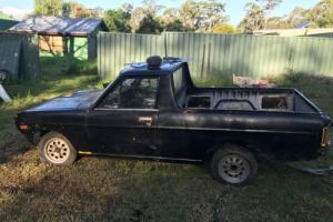 datsun 1200 ute project Photo