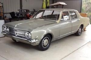 HK Holden Brougham 307 V8 Chevy matching numbers,books ,drives ,ht hg monaro gts Photo