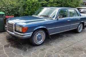 Mercedes 280 SE W116 1974