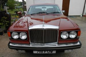 Bentley mulsanne, the first car off the production line, blue chip investment