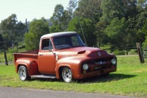 1954 f100