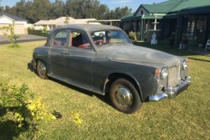 Rover 110 P4 1962