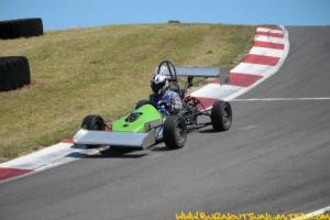 open wheeler racing car