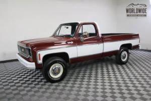 1974 Chevrolet K20 CUSTOM K20 4X4