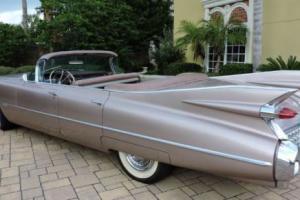 1959 Cadillac Eldorado Photo